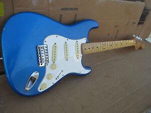 1979 Fender Stratocaster Usa-afficher Le Titre D'origine Belle En Couleur
