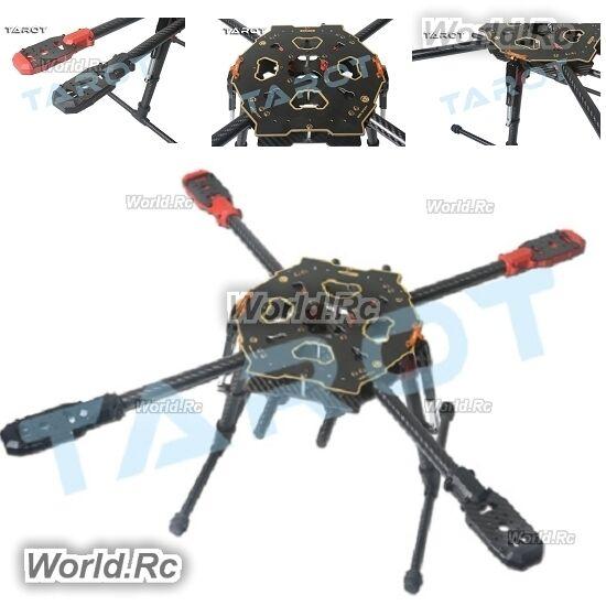Taröd 650 Sport FP Quadcopter w  Electronic Folding Landing Gear - TL65S01