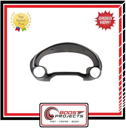 "WRX STi AutoMeter 2-1//16/"" Dual Instrument Cluster Bezel for 02-07 IMPREZA"