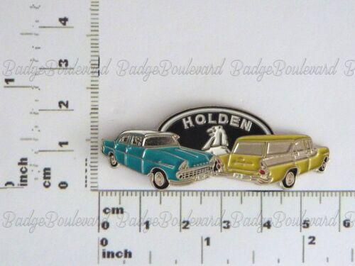 FB EK Holden Lapel Pin Badge