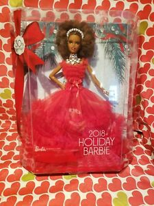 2018 Red Gown Signature Doll Holiday Collector Edition 30th Year Anniversary