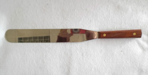 """Decorating etc 10/"""" Stainless Steel Palette Spatula Tool"""