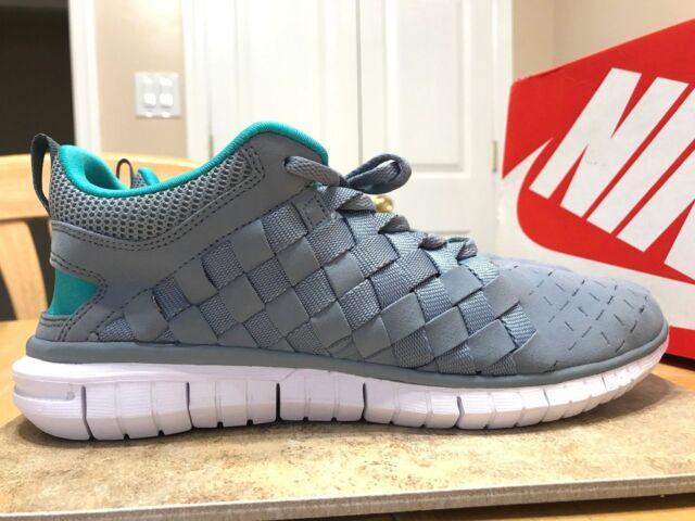 pick up cbc9b 064d5 Nike OG 14 Woven Mens Running Shoes 10 Dove Grey Blue Graphite 725070 004