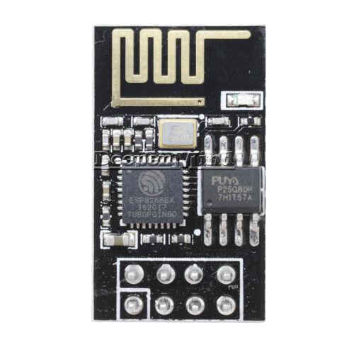 DHT11 ESP8266 ESP-01//01S Temperature /& Humidity WIFI Wireless Transceiver Module