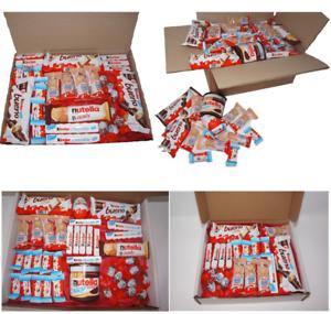 Gros Kinder Bueno Chocolat Hippo Panier Boîte Cadeau Fête Des Pères Anniversaire Enfants-afficher Le Titre D'origine Excellent Effet De Coussin