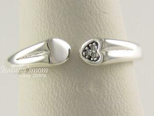 Pandora Women's Ring Two Hearts 196572CZ ajNTNEt08q
