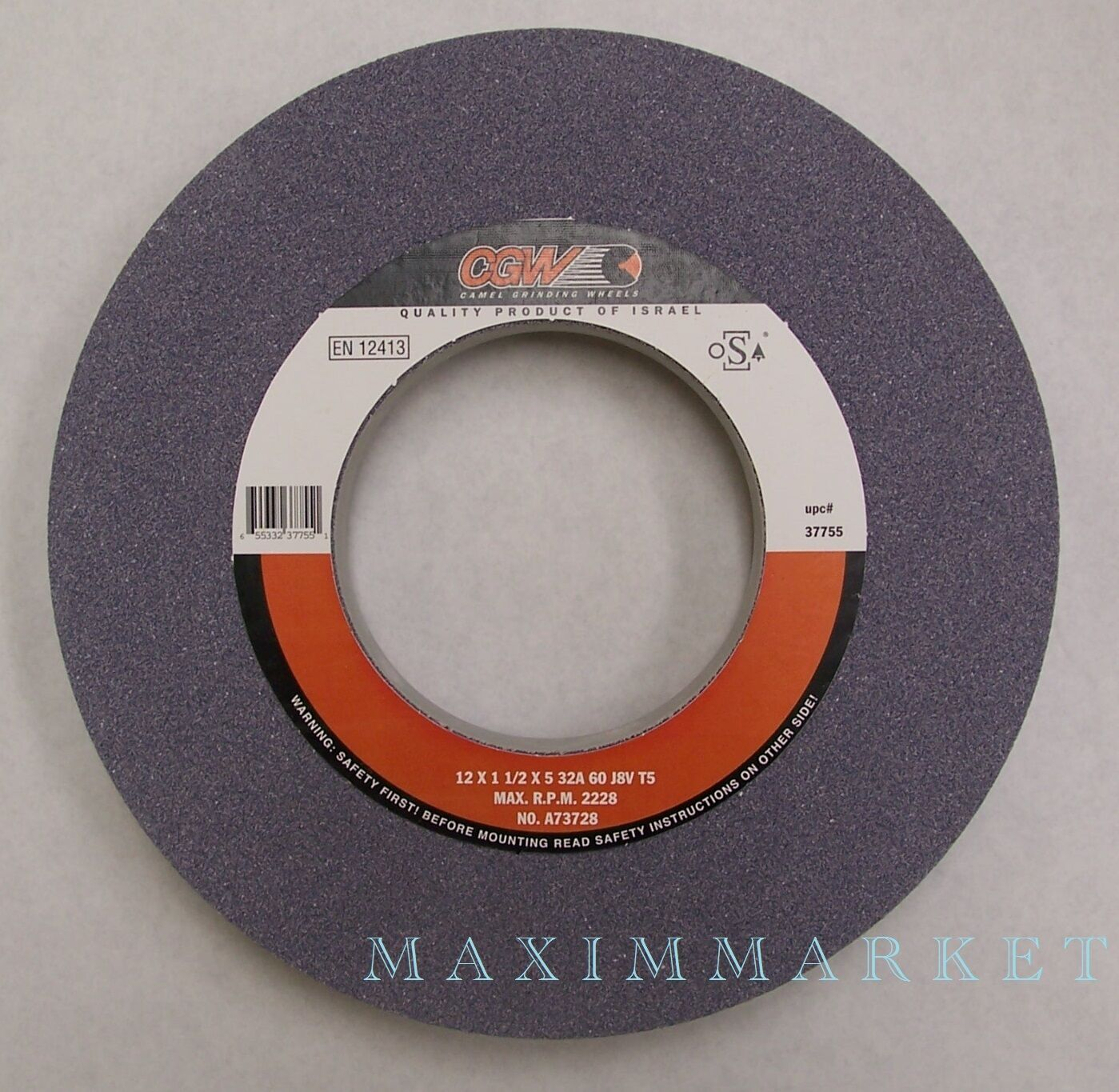 Surface Surface Surface Grinding Wheel 12