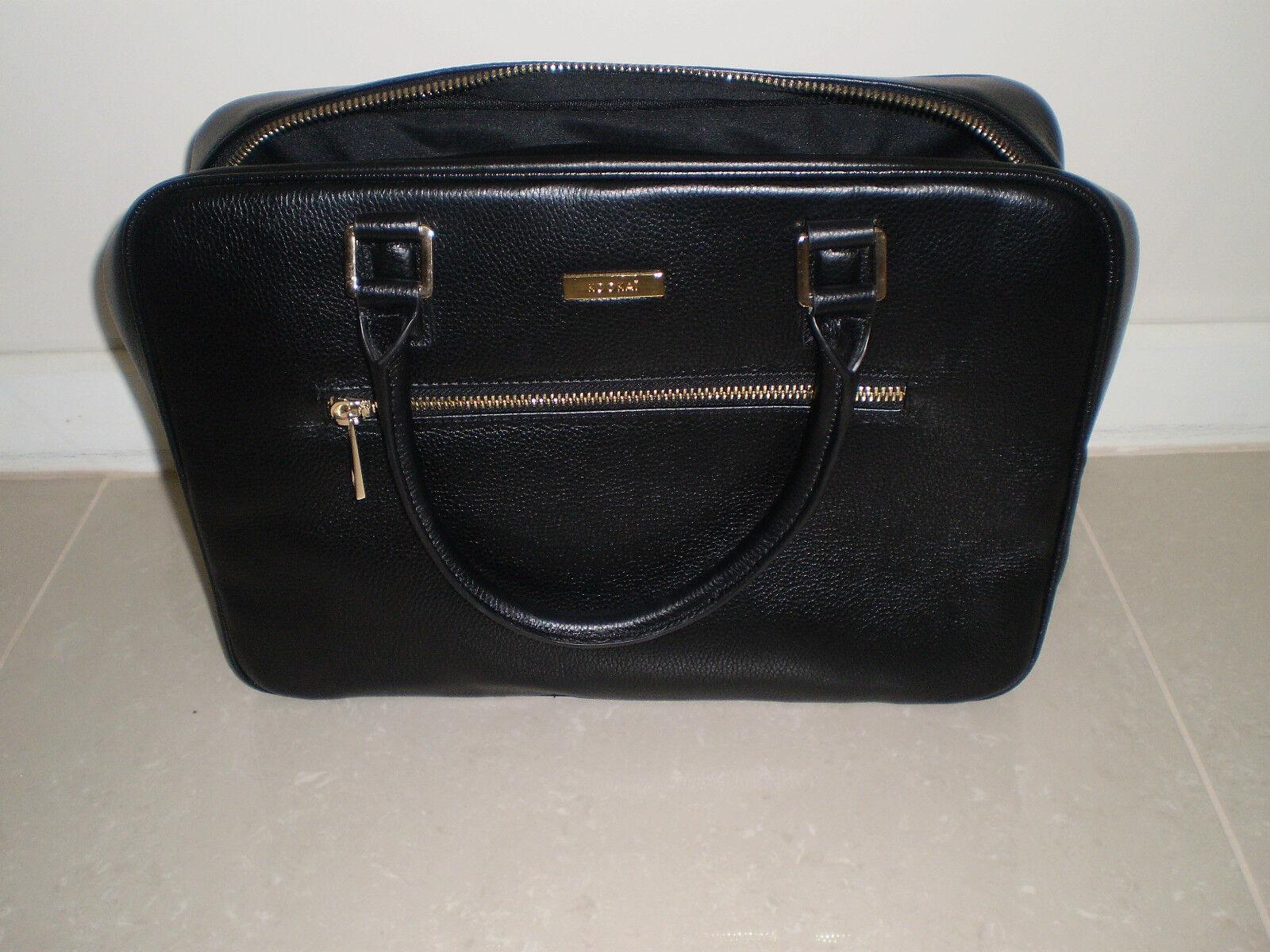 Kookai Leather Bag Black For