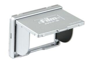 Delkin-Pop-Up-Shade-UNIVERSALE-2-5-034-LCD-SILVER-Nuovo-di-Zecca