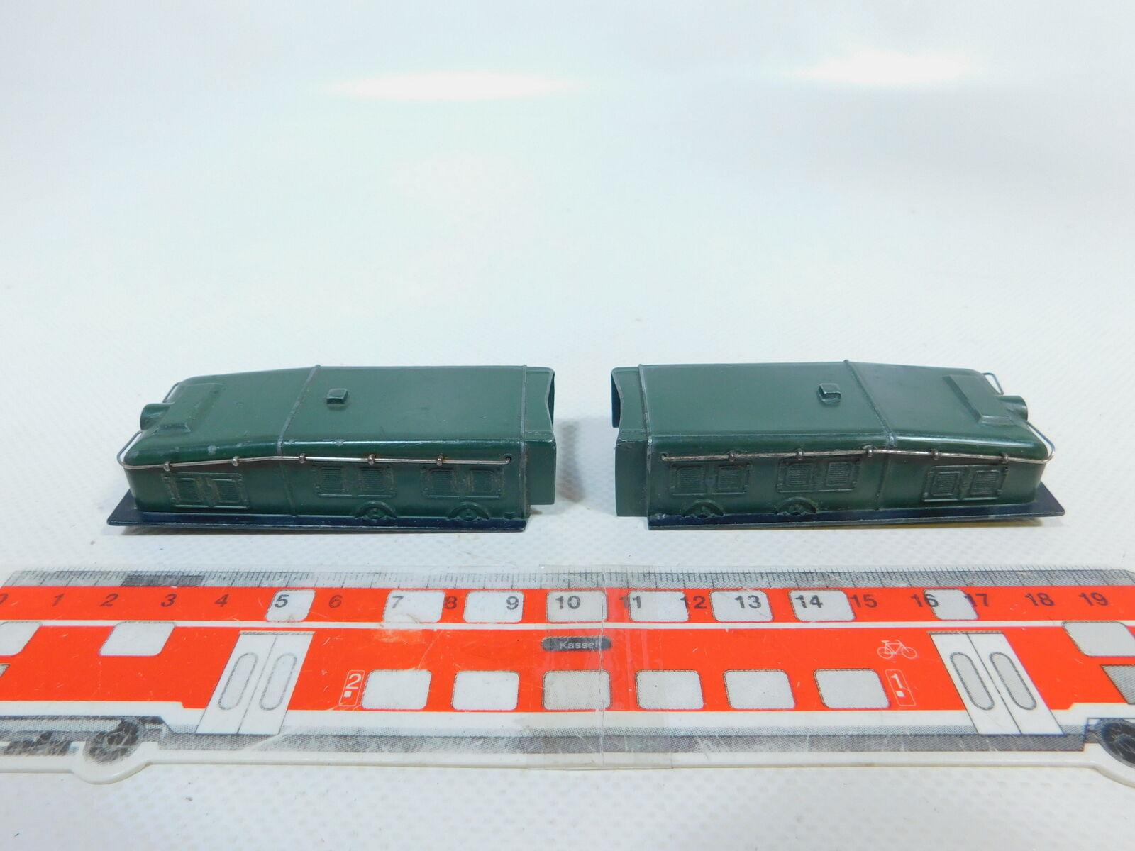 Bz480-0, 5x Märklin h0 carcasa-parte para 3015 e-Lok cocodrilo (sin soporte)