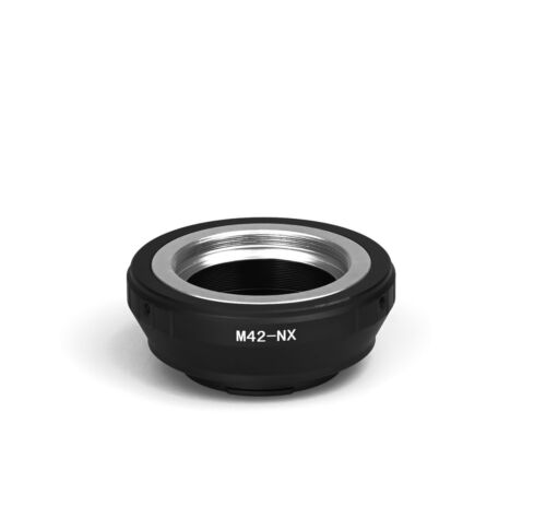 M42-NX Objective Adapter M42 Lens Adapter for Samsung NX Camera