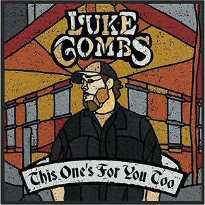 Luke-Combs-This-One-039-s-For-You-Too-Deluxe-Edition-CD-NEW