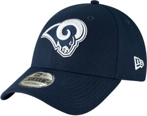 5d551e431dc Los Angeles Rams New Era 940 NFL The League Adjustable Cap ...