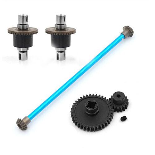 RC DIY Parts for WLtoys A959 A979 A959-B A979-B RC Car Metal Upgrade AccessoS2I1