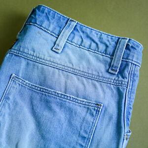 Gstar 3d Low Tapered Jeans Straight Blau Herren Vintage (labelw 32l30) W 31 L 30