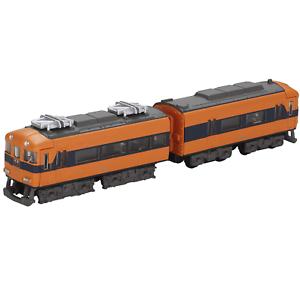 Bandai-B-Train-Shorty-Kintetsu-12400-Type-Snicker-Leading-Cars-2-Cars-Set-N