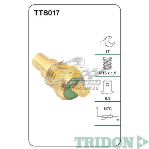 Petrol TRIDON WATER TEMP FOR Mitsubishi Pajero 01//83-10//93 2.6L 4G54 TTS017