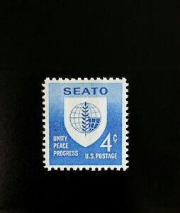 1960-4c-SEATO-Southeast-Asia-Treaty-Organization-Scott-1151-Mint-F-VF-NH