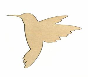 Hummingbird-Unfinished-Wood-Shape-Cut-Out-H11314-Crafts-Lindahl-Woodcrafts