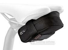 Scicon ELAN 210 CLASSIC Saddle Bag : Black