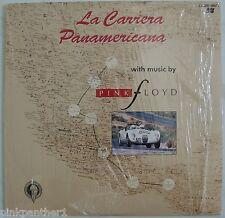 La CARRERA PANAMERICANA music by PINK FLOYD Car Race Revival 1991 RaRe Laserdisc