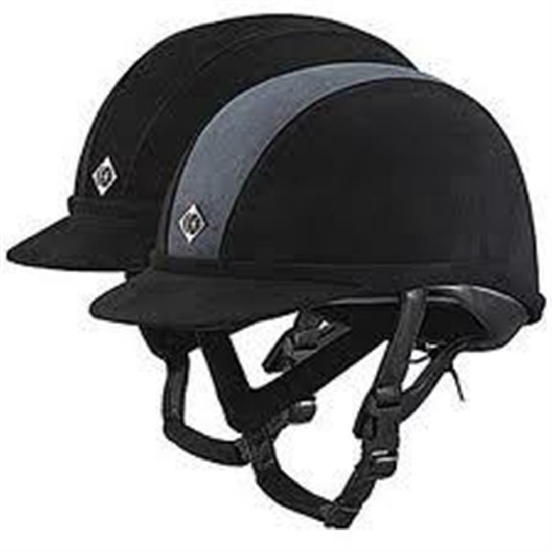 New Charles Owen gr8 horse riding hat  helmet low profile headwear predective  outlet