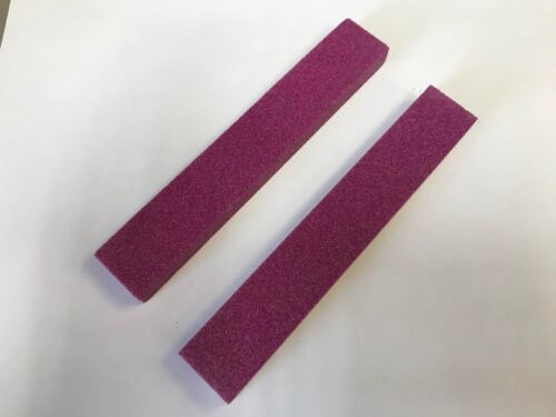 2 Pack! New Dressing Stick RUBY Aluminum Oxide Fine 6 x 1 x 1//2 In RU80-GVE