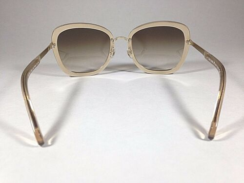 50bc62b08c1f5 5 of 12 Kate Spade Women s Scottie Butterfly Sunglasses Gold Glitter Brown  Gradient New
