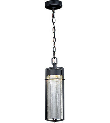 Vaxcel Lighting Kassidy 4 Light 33 inch Black and Natural Brass Pendant Ceiling