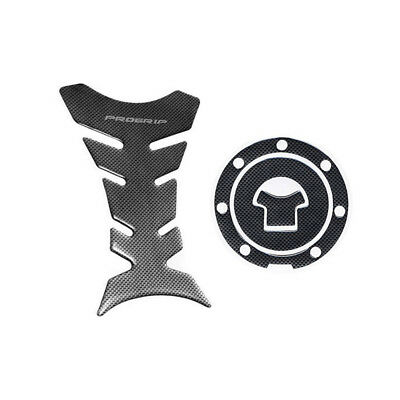 Motorcycle 3D Fuel Tank Decals Gas Cap Cover Stickers For Honda CBR 600 F2 F3 CB