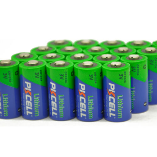 36 PC PKCELL 3V 123 Battery for Camera CR123 CR123A Replacement Battery