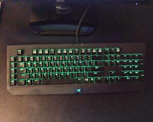 Razer blackwidow ultimate 2013 mechanical gaming keyboard review.