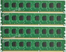16GB 4x 4GB DDR3 1066MHz PC3-8500 DESKTOP Memory Non ECC 1066 Low Density RAM
