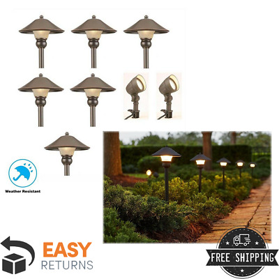 Led Outdoor Low Voltage Path Walkway