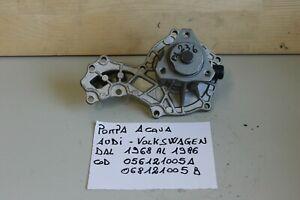POMPA ACQUA AUDI 80-100-VW-VOLKSWAGEN COD. 056121005A-068121005B SALERI PA 236