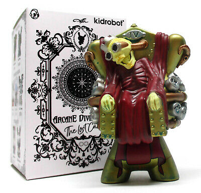 Kidrobot ARCANE DIVINATION Lost Cards SURVIVOR Dunny Mini Vinyl x Tokyo Jesus