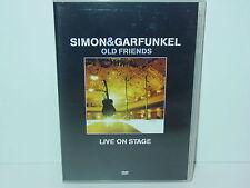 "*****DVD-SIMON & GARFUNKEL""OLD FRIENDS-LIVE ON STAGE""-2004 Columbia*****"