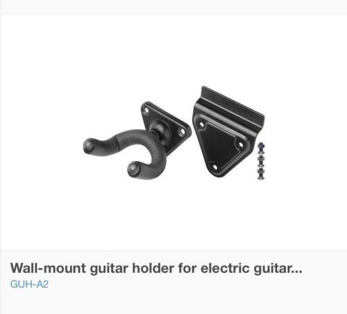 Stagg GUH-A2 Wall Guitar Hanger