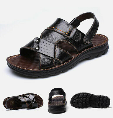 Men/'s Beach Outdoors Shoes Summer Casual Sandals Open Toe Slip Sports Slippers