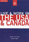 Live and Work in the USA and Canada by Victoria Pybus (Paperback, 2002)