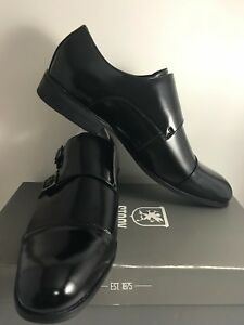 Stacy-Adams-Mens-Gordon-Slip-On-Shoes-Black