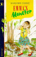 Emma's Monster (Young childrens fiction) by Darke, Marjorie
