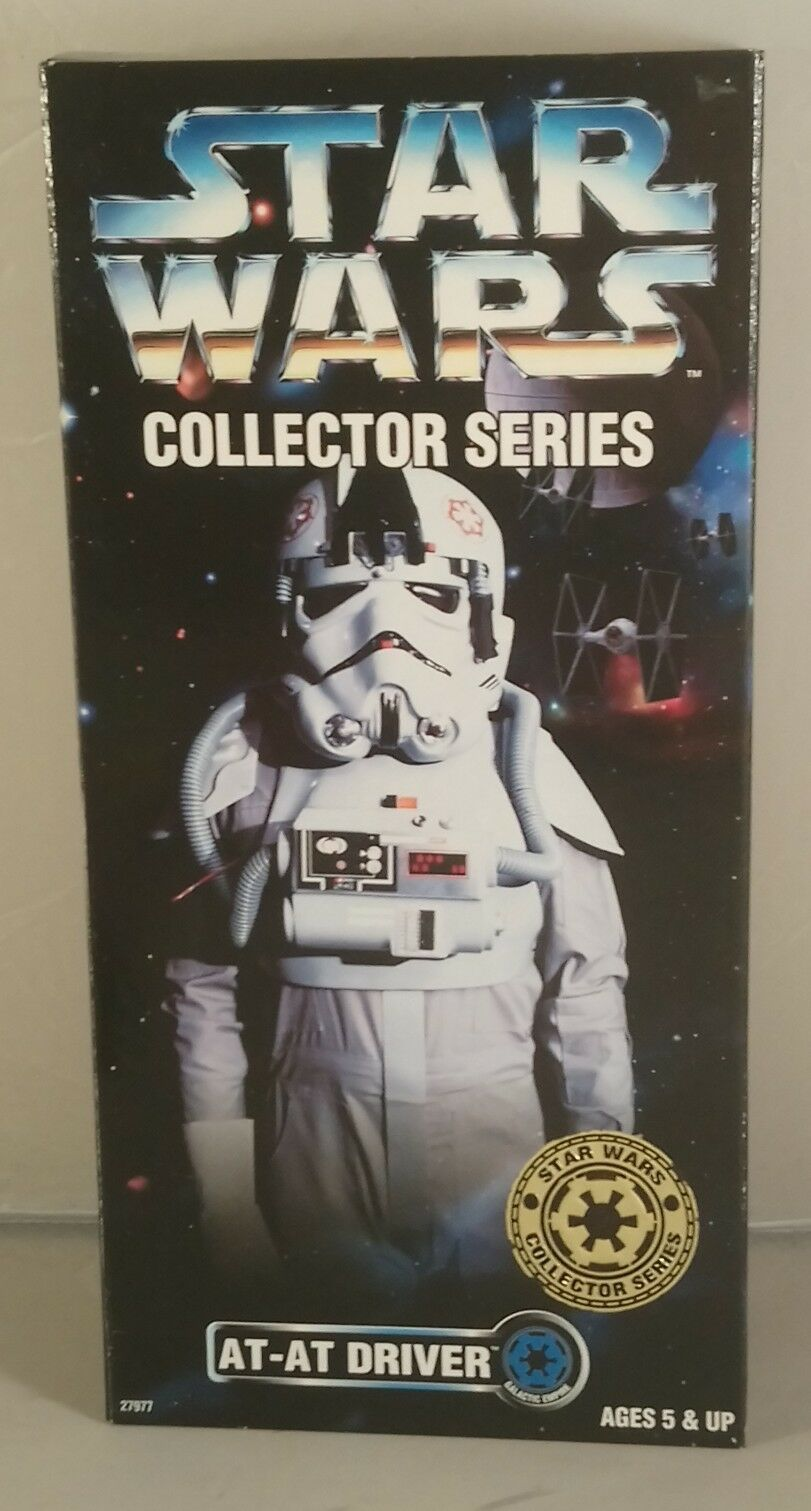 STAR Wars 12  AT-AT Driver da collezione serie-Nuovo di zecca con scatola