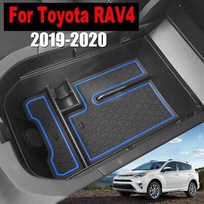 Case Car Storage Box Organizer Plastic Accessories For Toyota RAV4 2019 2020 New
