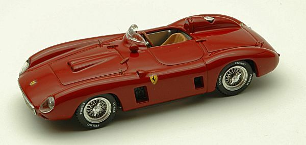 Ferrari 860 Monza 1958 Red 1 43 Model 0173 ART-MODEL