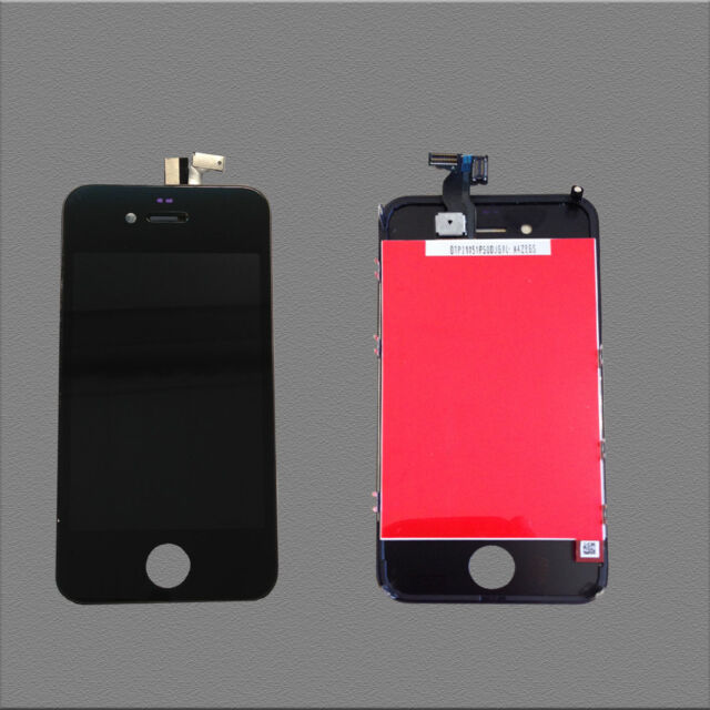 Reemplazo Lcd Pantalla Táctil Cristal para iPhone 4S Negro