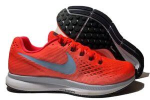 Nike Air Zoom Pegasus 34 Mens Crimson