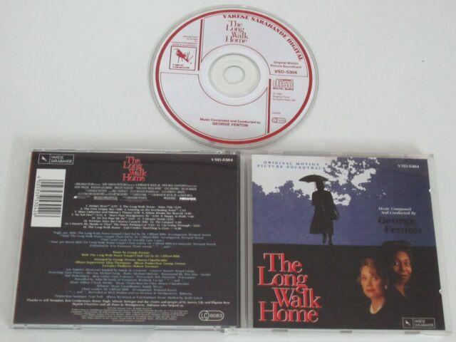 THE LONG WALK HOME/SOUNDTRACK/GEORGE FENTON(VARESE VSD-5304) CD ALBUM