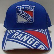 New York Rangers NHL Reebok Structured Adjustable Snapback Hat Free Ship