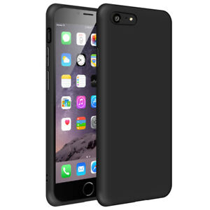 Sdtek-Caso-Mate-para-iPhone-7-8-Cubierta-Suave-Negro
